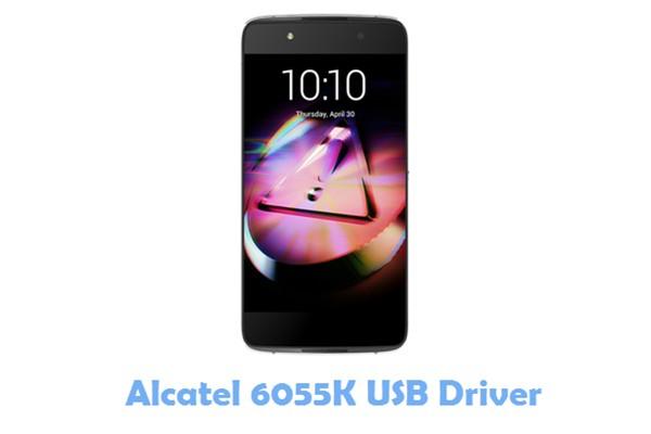 Download Alcatel 6055K USB Driver