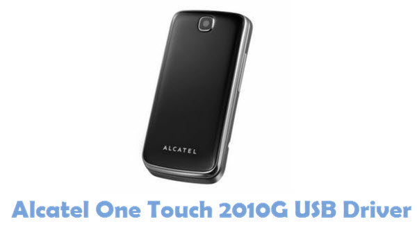 Download Alcatel One Touh 2010G USB Driver