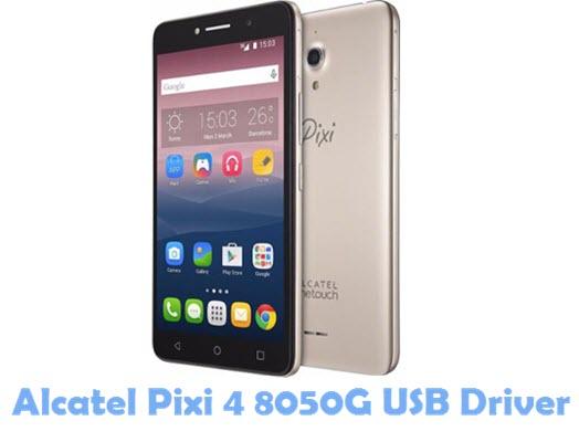 Alcatel Pixi 4 8050G USB Driver
