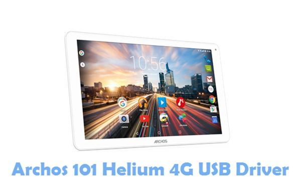 Archos 101 Helium 4G USB Driver