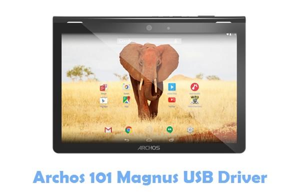 Download Archos 101 Magnus USB Driver