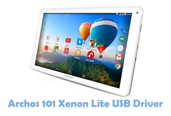 Download Archos 101 Xenon Lite USB Driver