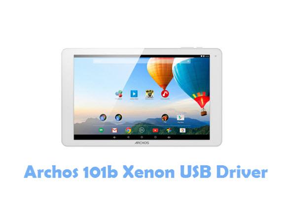 Download Archos 101b Xenon USB Driver