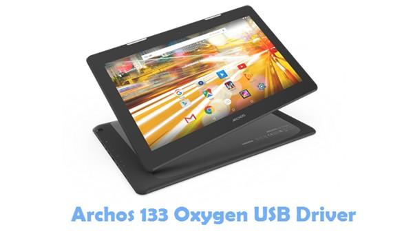 Archos 133 Oxygen USB Driver