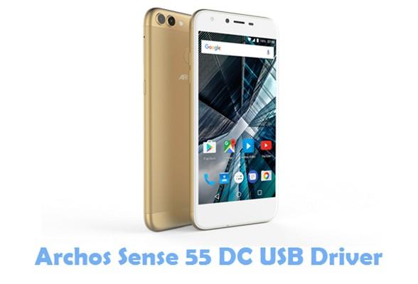 Archos Sense 55 DC USB Driver