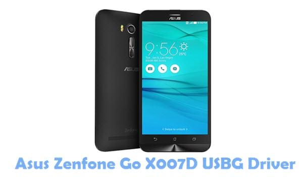 Download Asus Zenfone Go X007D USB Driver