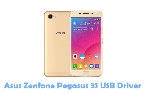 Download Asus Zenfone Pegasus 3S USB Driver