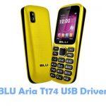 BLU Aria T174 USB Driver