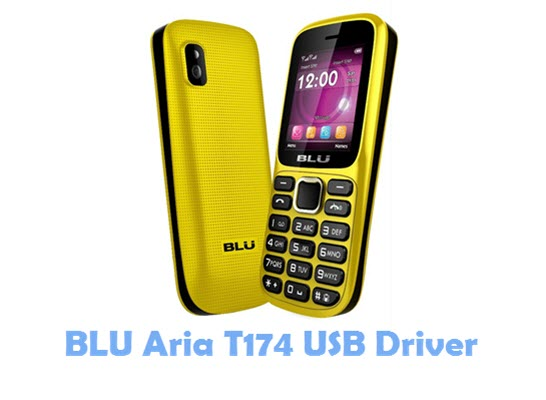 Download BLU Aria T174 USB Driver