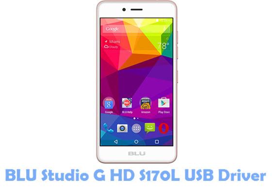 Download BLU Studio G HD S170L USB Driver