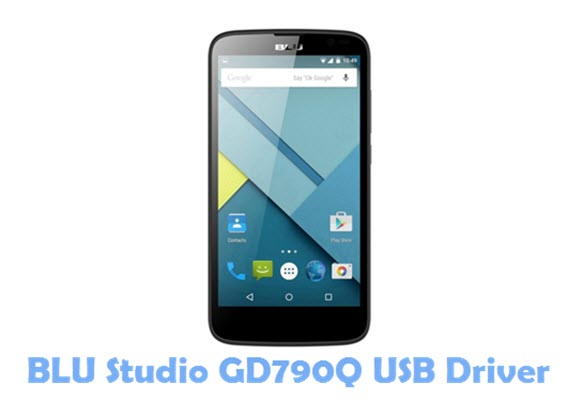 Download BLU Studio GD790Q USB Driver