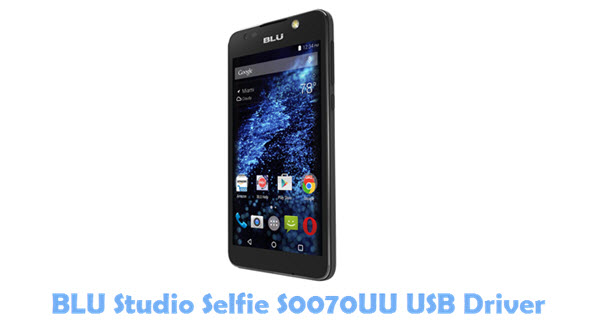 Download BLU Studio Selfie S0070UU USB Driver