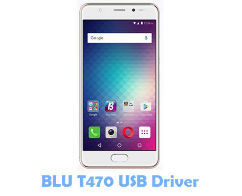 Download BLU T470 USB Driver