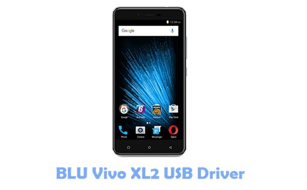 Download BLU Vivo XL2 USB Driver
