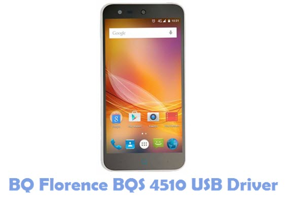 Download BQ Florence BQS 4510 USB Driver