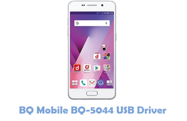 Download BQ Mobile BQ-5044 USB Driver