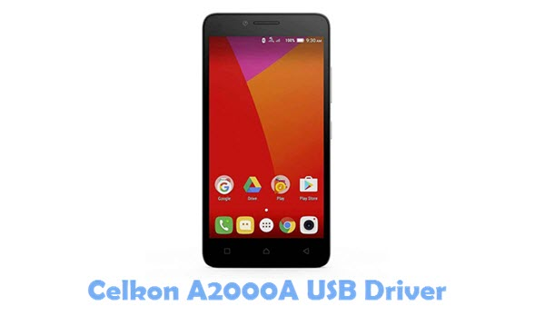 Download Celkon A2000A USB Driver