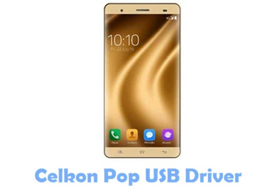 Download Celkon Pop USB Driver