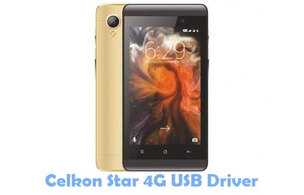 Download Celkon Star 4G USB Driver