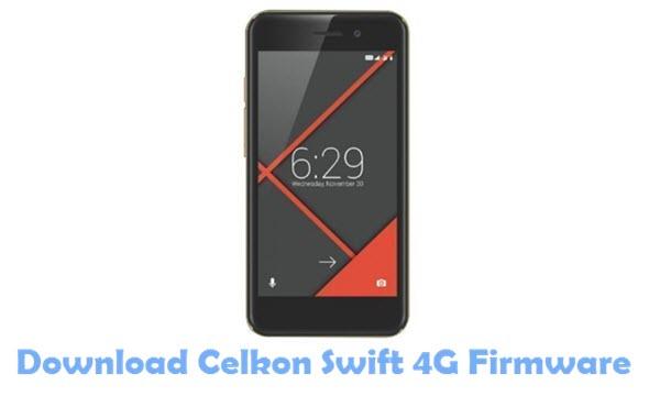 Download Celkon Swift 4G USB Driver