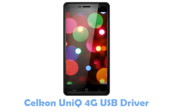 Download Celkon UniQ 4G USB Driver