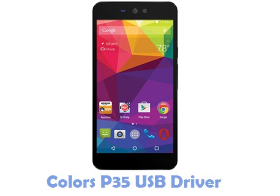 Download Colors P35 USB Driver