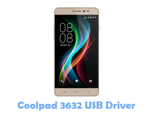 Download Coolpad 3632 USB Driver