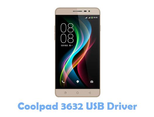 Download Coolpad 3632 USB Driver
