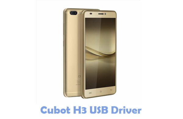 Download Cubot H3 USB Driver