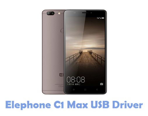 Download Elephone C1 Max USB Driver