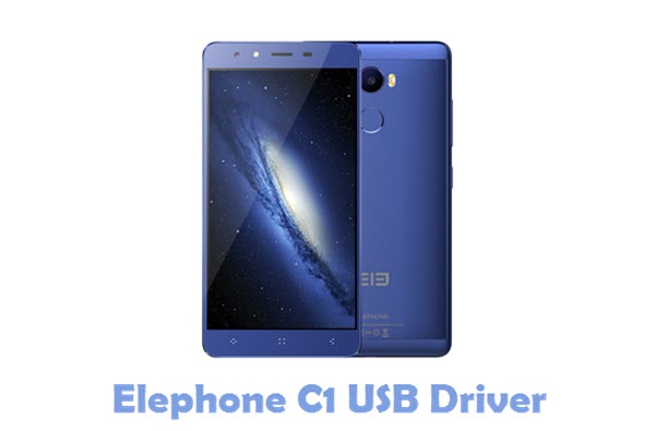 Download Elephone C1 USB Driver