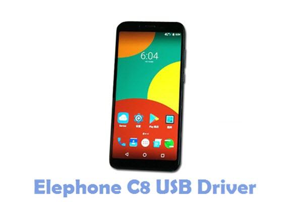 Elephone C8 USB Driver