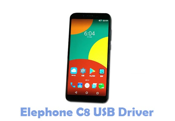 Download Elephone C8 USB Driver