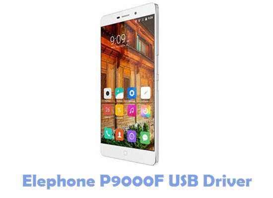 Download Elephone P9000F USB Driver