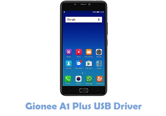 Download Gionee A1 Plus USB Driver