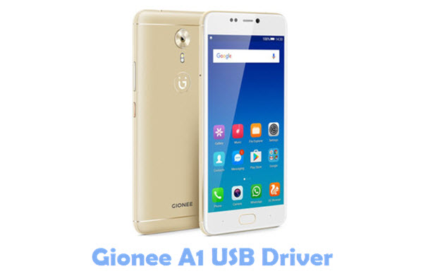 Download Gionee A1 USB Driver