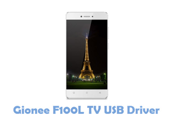 Download Gionee F100L TV USB Driver