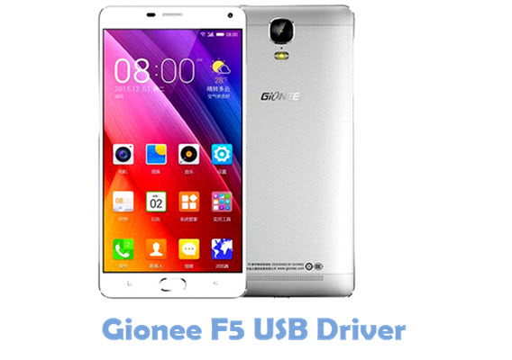 Download Gionee F5 USB Driver