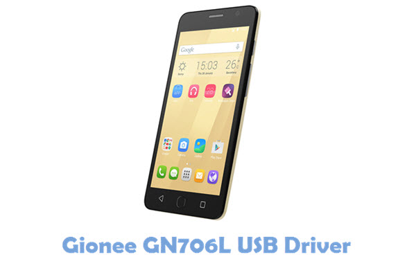 Download Gionee GN706L USB Driver