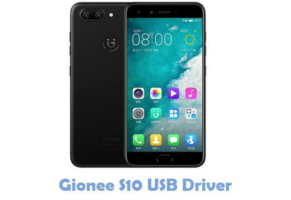 Download Gionee S10 USB Driver