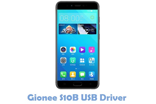 Download Gionee S10B USB Driver