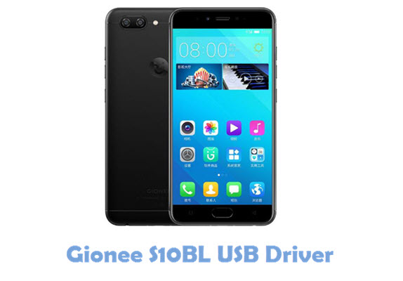 Download Gionee S10BL USB Driver