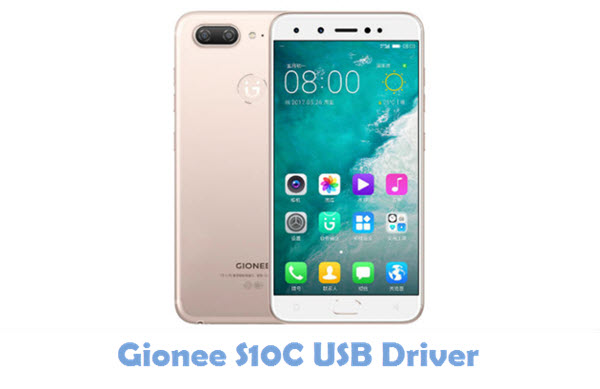 Download Gionee S10C USB Driver