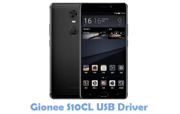 Download Gionee S10CL USB Driver