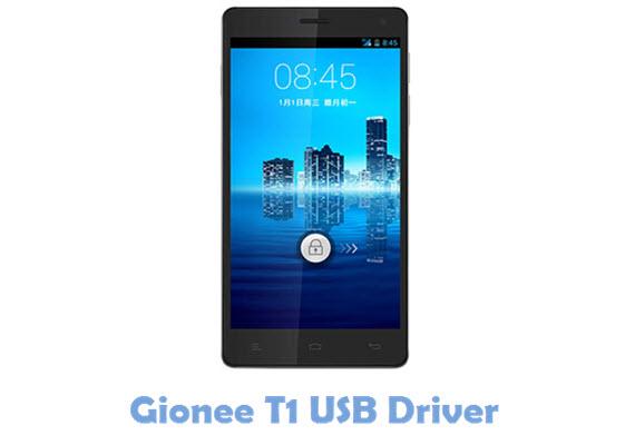 Gionee T1 USB Driver