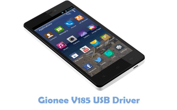 Download Gionee V185 USB Driver
