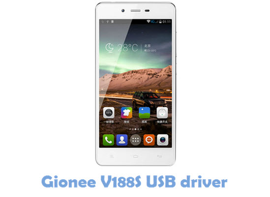 Download Gionee V188S USB Driver