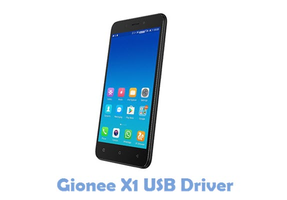 Download Gionee X1 USB Driver