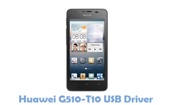 Download Huawei G510-T10 USB Driver