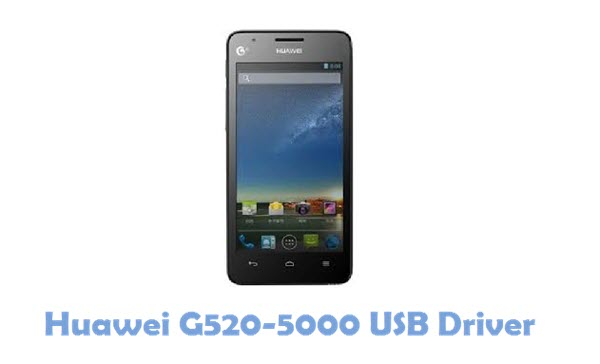 Download Huawei G520-5000 USB Driver
